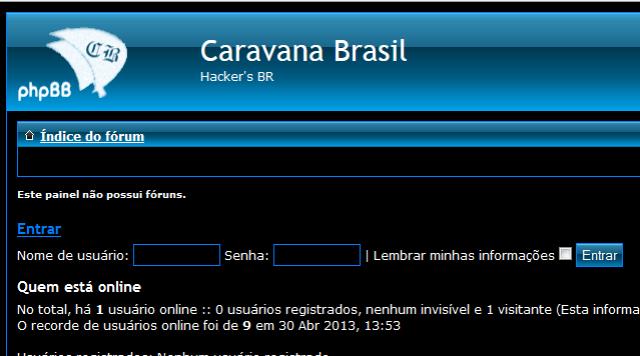 Hacker's BR